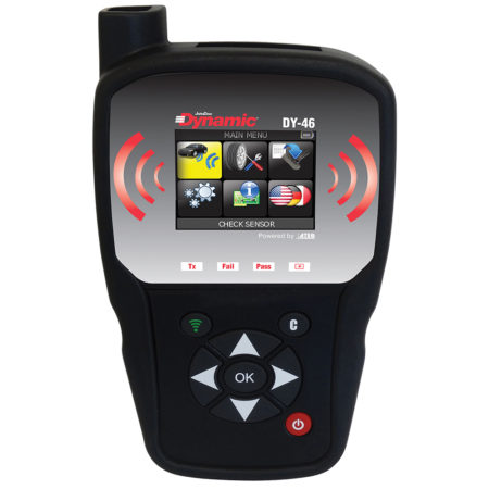 DY-46 Diagnostic Tool with OBDII