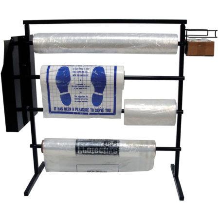 Interior Protectors Dispenser Rack & Accessories