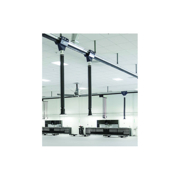 Overhead Rail Exhaust Systems