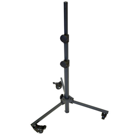 Heavy-Duty Tripod Wheel Stand
