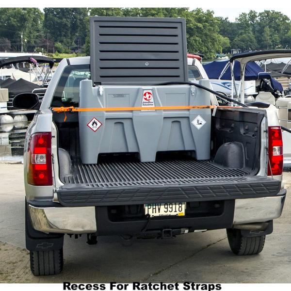 58-Gallon and 106-Gallon Diesel Carrytank