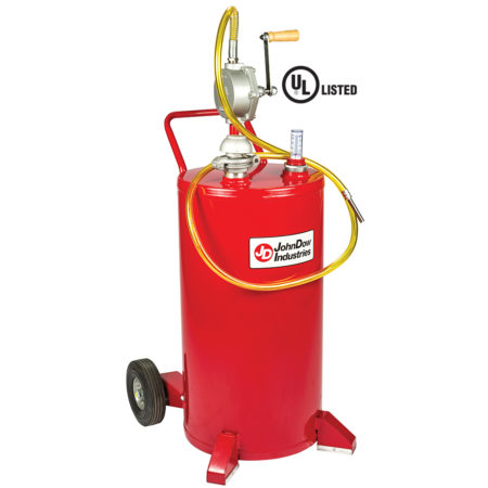 25-Gallon UL Listed Steel Gas Caddy