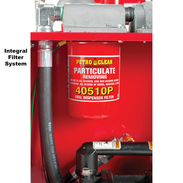PRO30 30-Gallon UL Listed Diesel Gas Caddy With Manual or Air Operated Pump