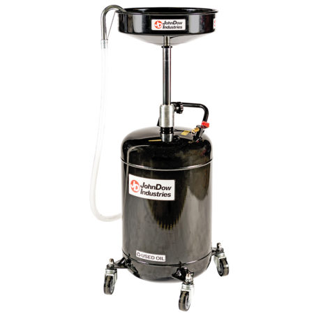 18-Gallon Self-Evacuating Portable Oil Drain