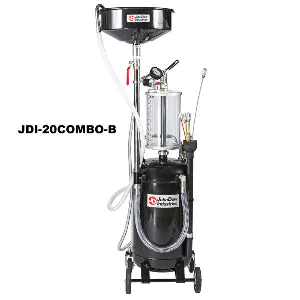 20-Gallon Combination Fluid Evacuator & Oil Drain