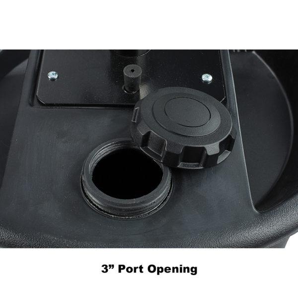 22-Gallon Oil Change Station