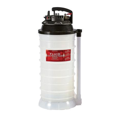 JDI-277EV Vacuum Fluid Extractor - Pneumatic
