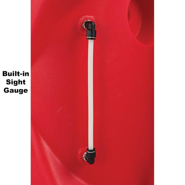 27-Gallon Deluxe Poly Portable Oil Drain
