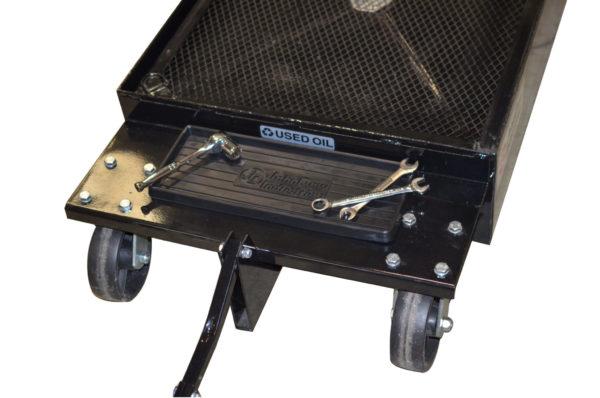 Rubberized Tool Tray