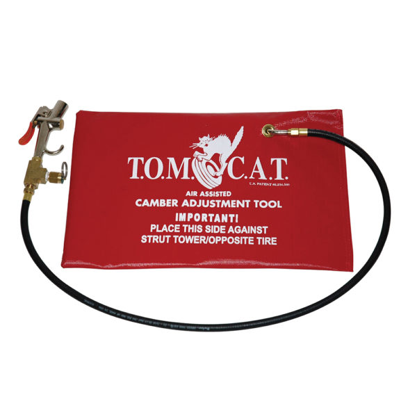 T.O.M.C.A.T. – Air-Assisted Multiple Camber Adjustment Tool