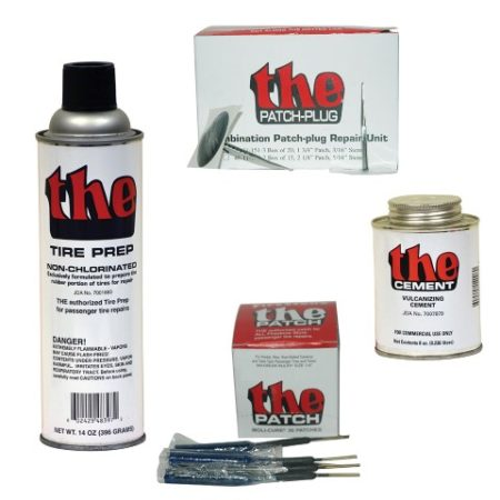 Tire Repair Materials & Tools